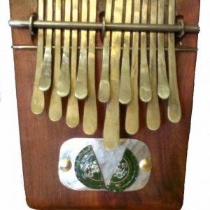 Kalimba Small in C Tuning - Tall Version