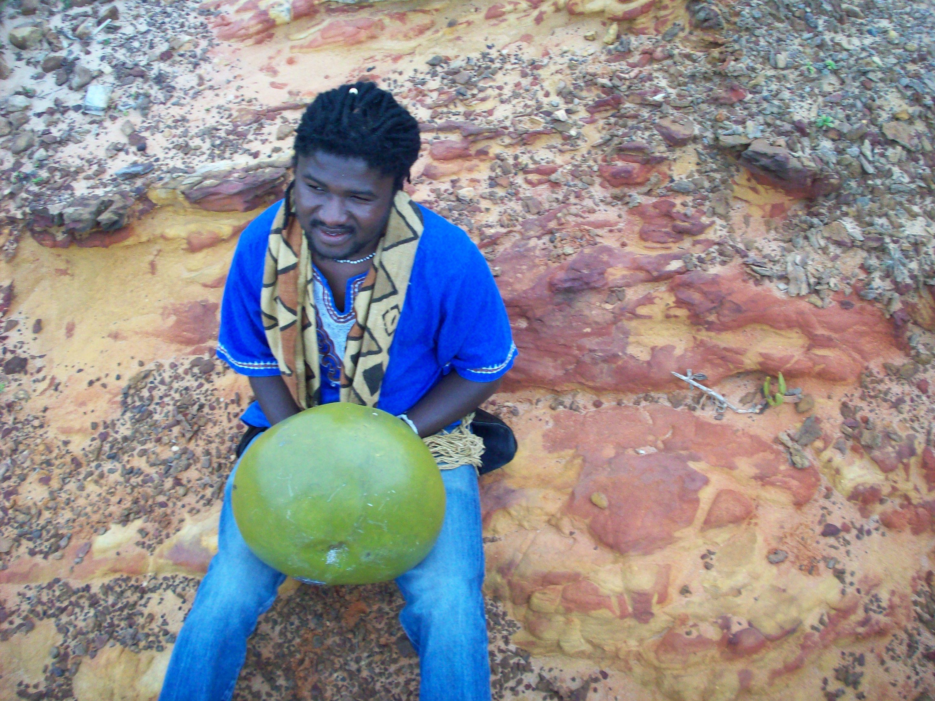 Dingiswayo Juma Mbira Player