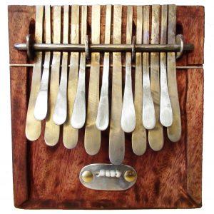 Kalimba F-sharp Thumb Piano Juma Instruments