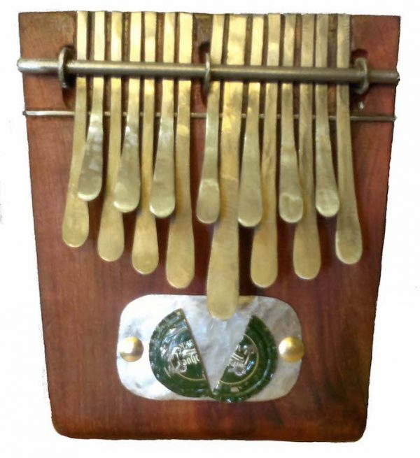 Kalimba Small in C Tuning - Tall Version