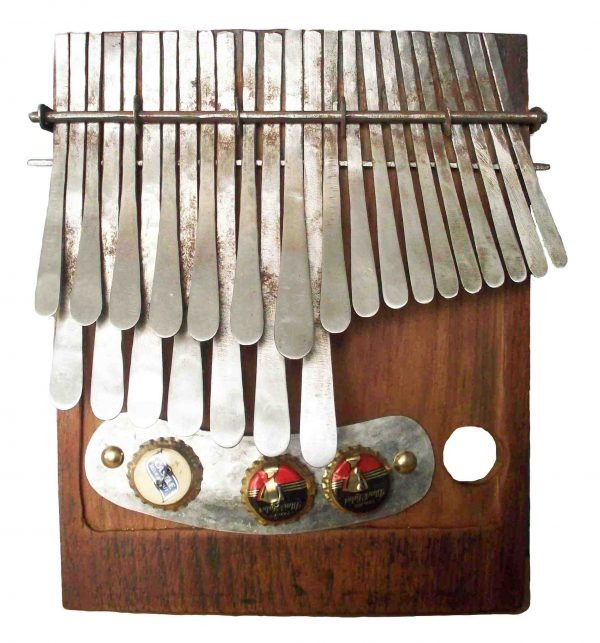 Mbira Large in G Mavembe - Brown