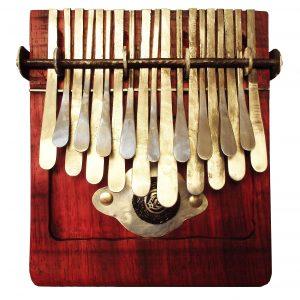 Kalimba 19 key Padoek