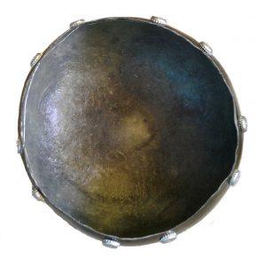 Fiberglass Gourd Calabash Deze - Black - Large 40cm 16inch