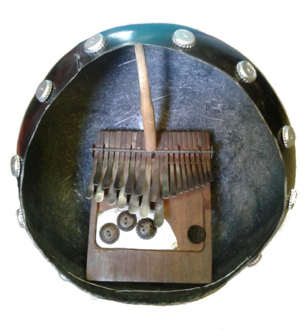 Mbira + Fibreglass Gourd Large Special