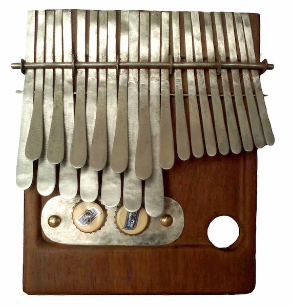 Mbira in G tuning