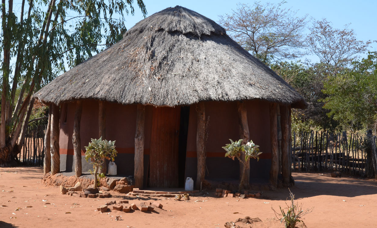 Zimbabwean rondavel