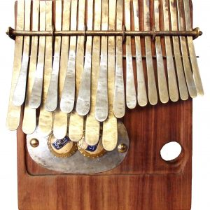 Mbira in Bflat Brown