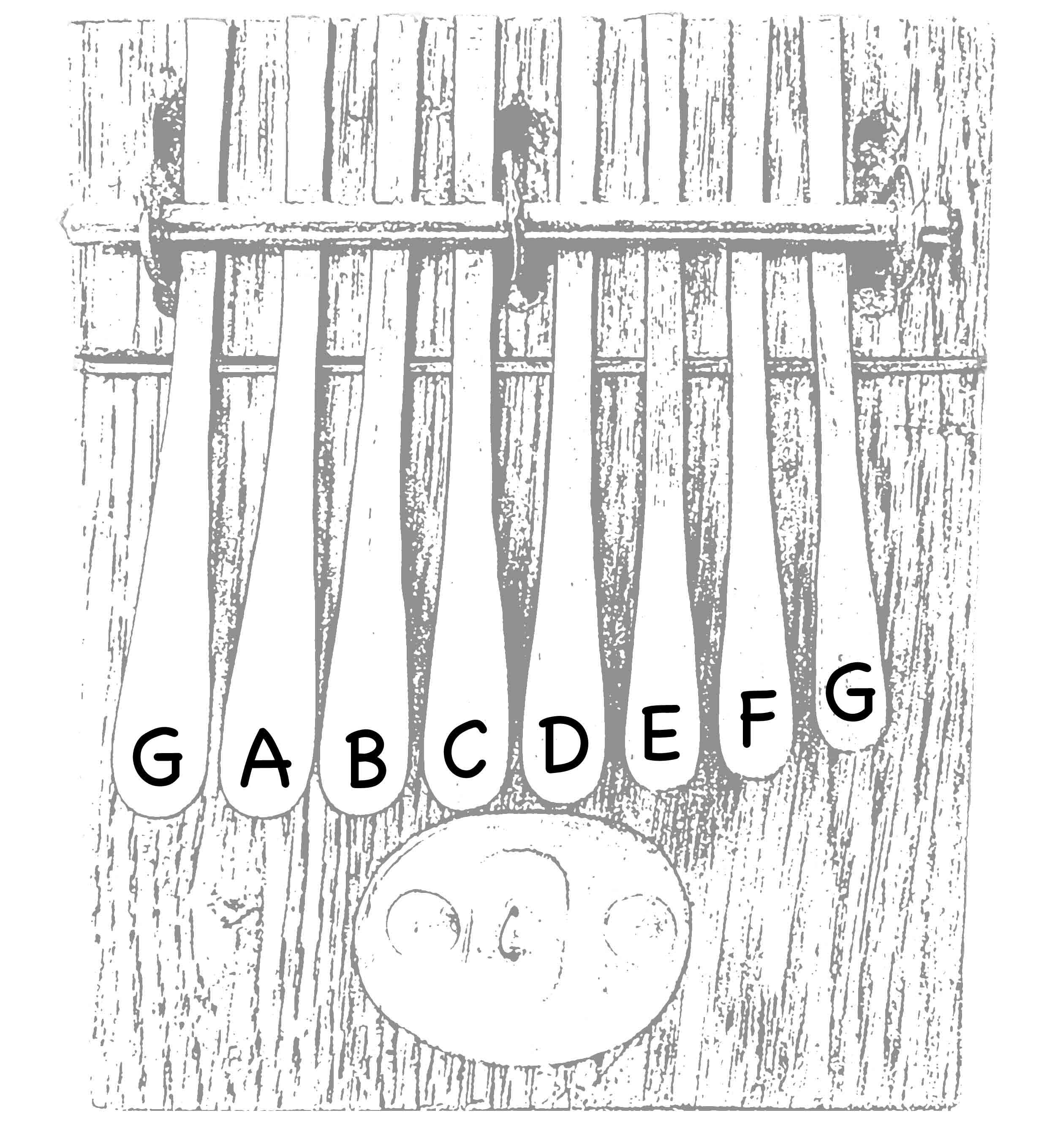 Kambira G 8 keys