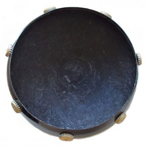 Small Fibreglass Calabash Kalimba Above